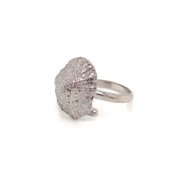 Limpet small ring  from 925 sterling silver